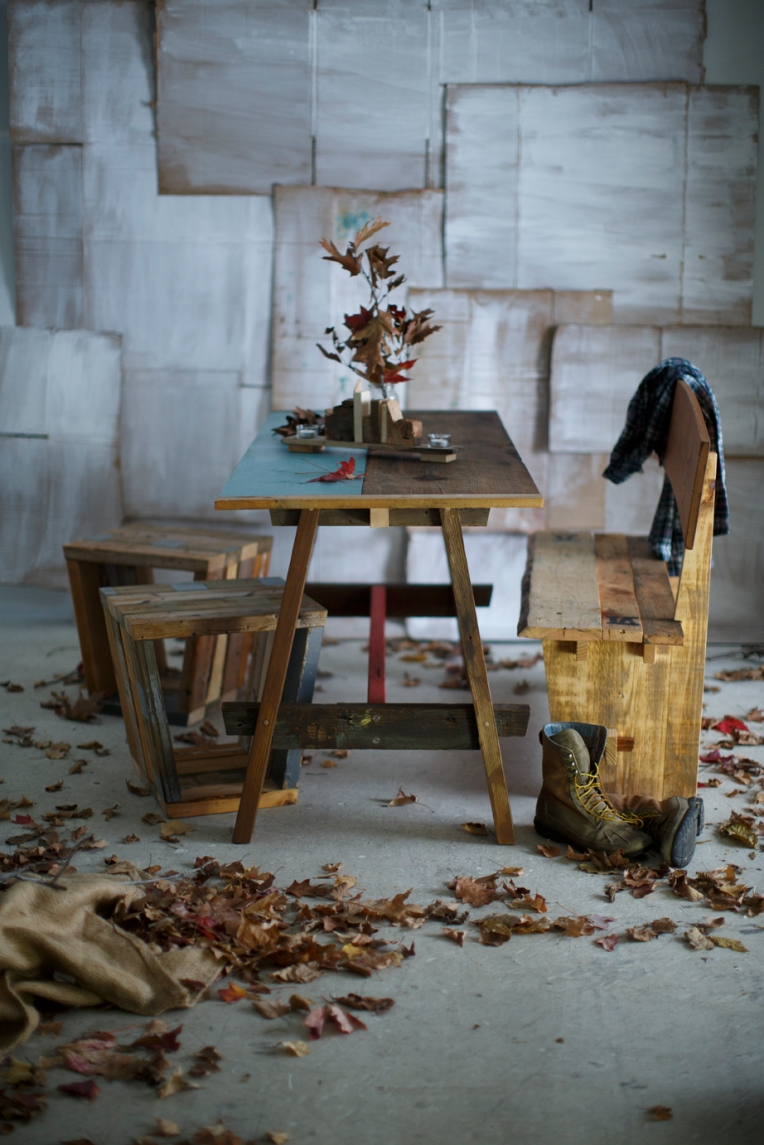 Woodwork Feature Styled by Quelcy
