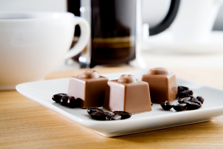 Sarris Espresso Chocolates Styled by Quelcy