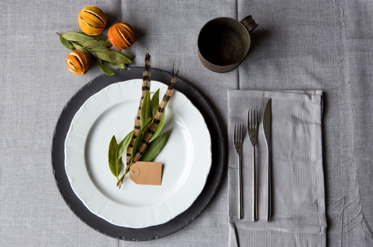 Table for Twelve Styled by Quelcy for Table Magazine