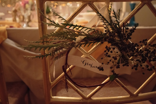 A Harvest & Gather Thanksgiving // www.Quelcy.com