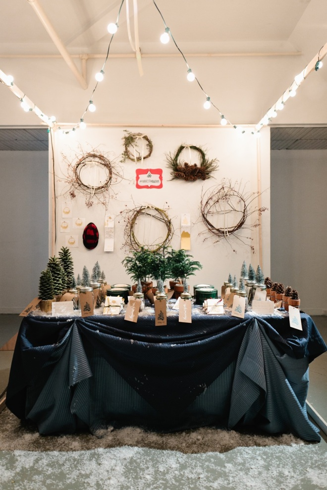 Pop-Up Winter Market for the PGH Urbanist Guide // www.Quelcy.com