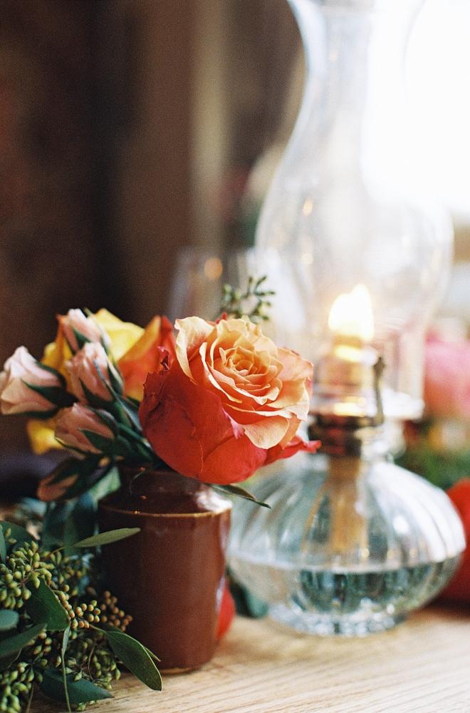 Vegetal Fall Wedding styled by Quelcy // www.Quelcy.com