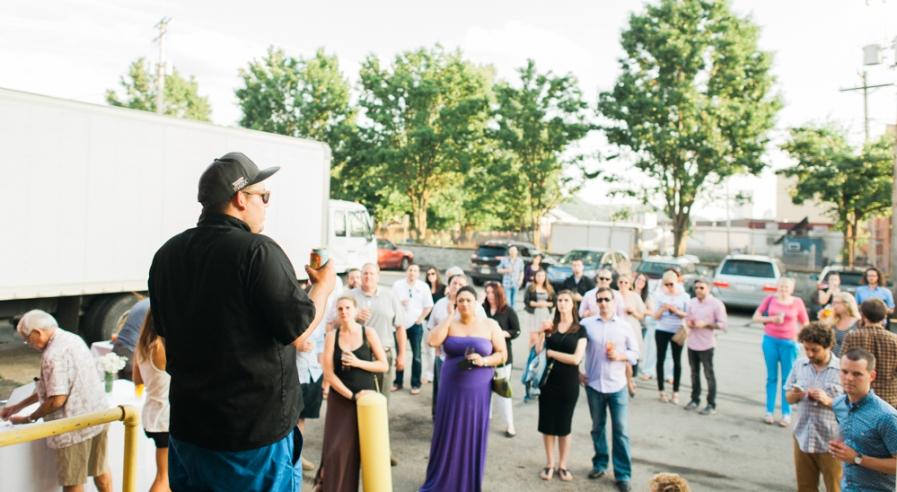 Brooklyn Brewery Mash Tour // www.Quelcy.com