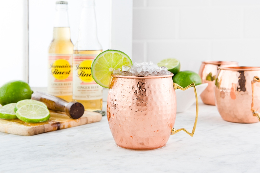 Moscow Mules styled by Quelcy // www.Quelcy.com