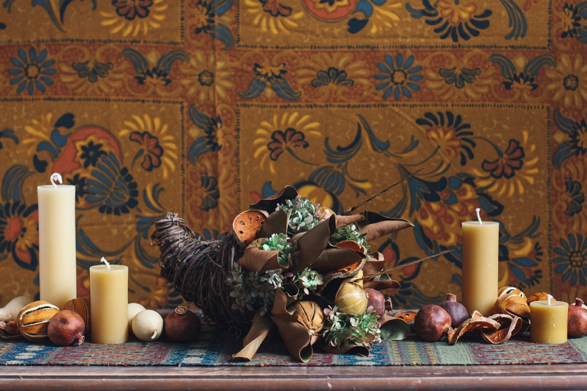 Thanksgiving Styling // www.Quelcy.com