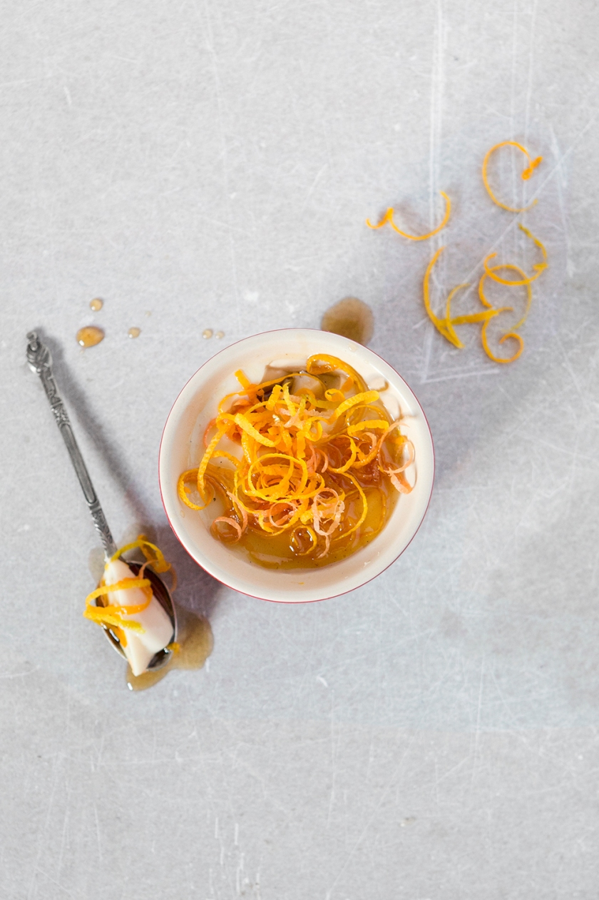 """Simply Seasonal Citrus"" Food Styling for TABLE Magazine Winter Issue // www.Quelcy.com"